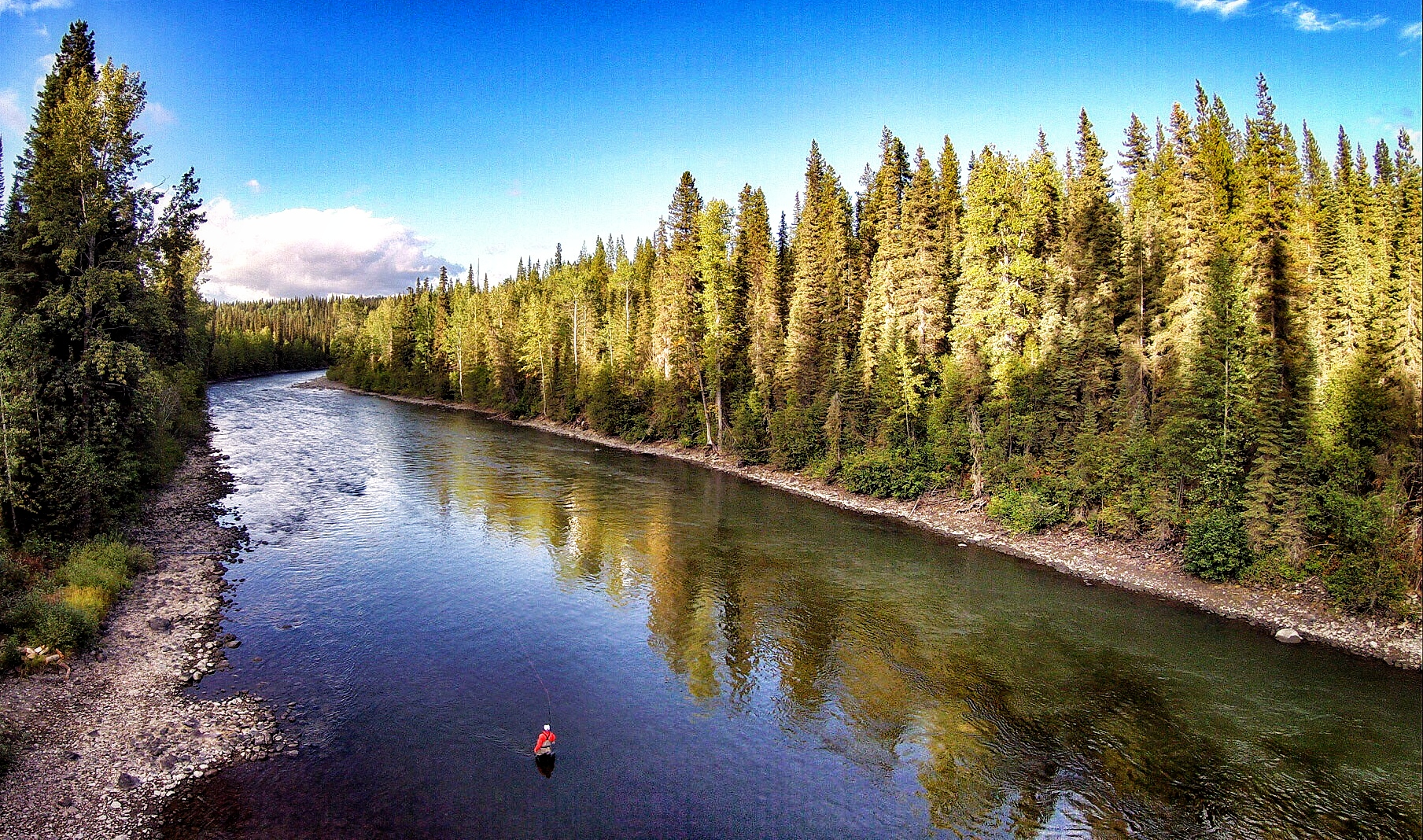 Near Smithers BC