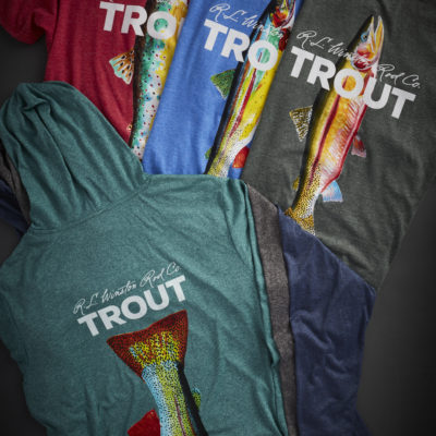 Trout Tech Shirts