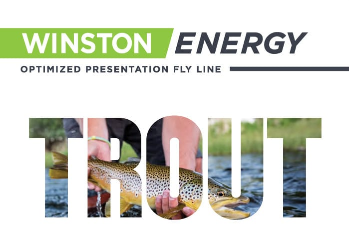 Trout Energy Fly Lines
