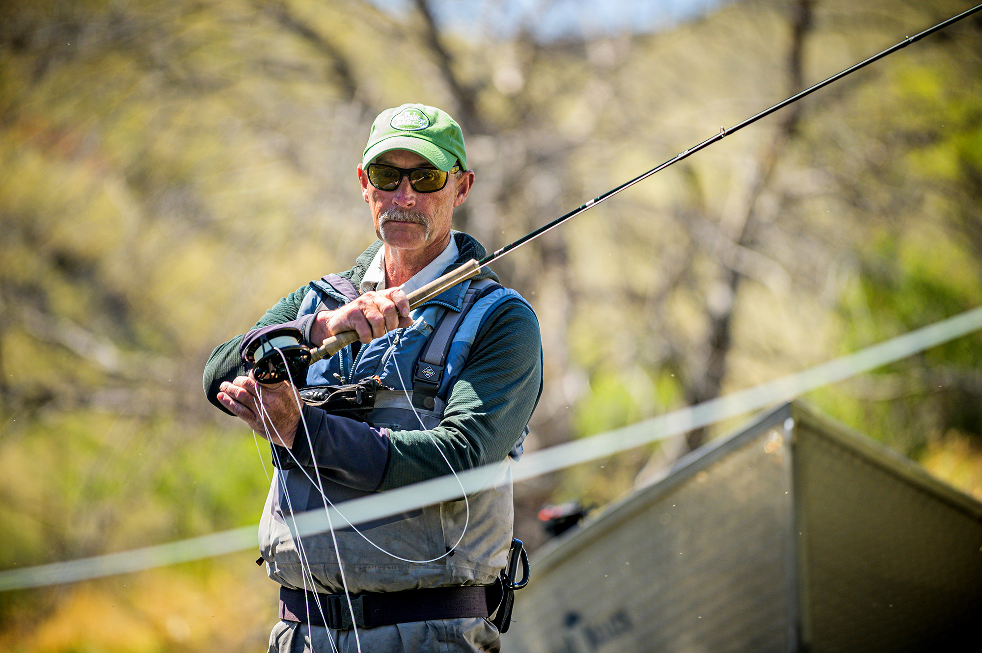 Brian Silvey is a seasoned guide and angler based in Oregon state.