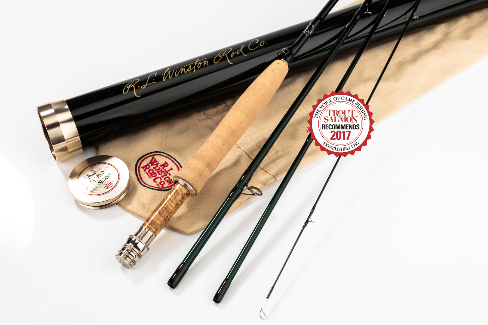 Rod Review The Winston Air Winston Fly Rods