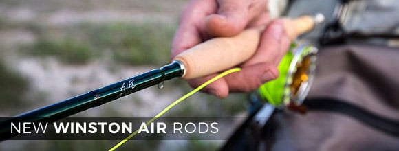 New Winston Air Rods