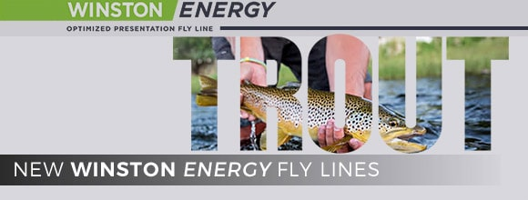 New Winston Energy Fly Lines