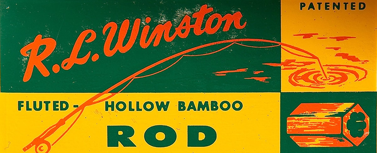 Winston Rod History